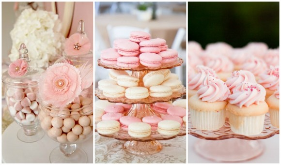 pink-gold-sweets