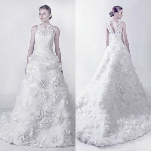 Wedding Gown by Veejay Floresca