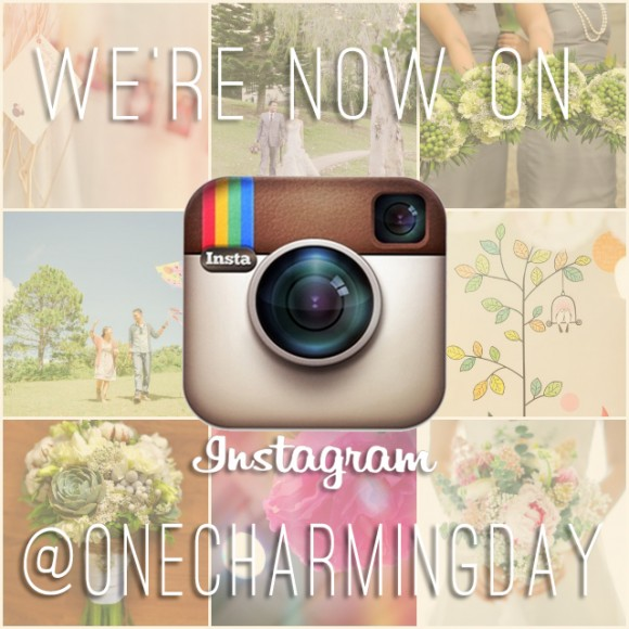 One Charming Day  instagram