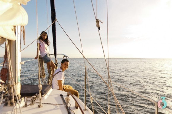 Nautical Engagement Shoot by Camzar