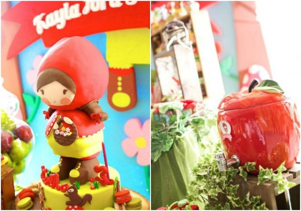 Little Red Riding Hood Party - 32