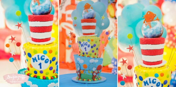 Migo's Dr. Seuss kids birthday party by Sugarpuff Photography - black and white edited-30
