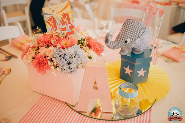 Vintage Carnival Birthday Party - 02