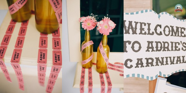 Vintage Carnival Birthday Party - 25