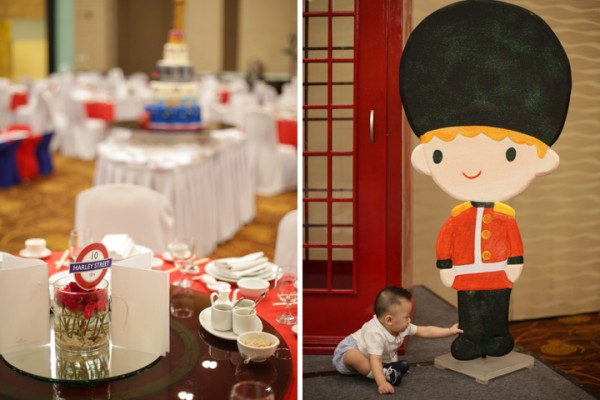 London Themed Party - 03