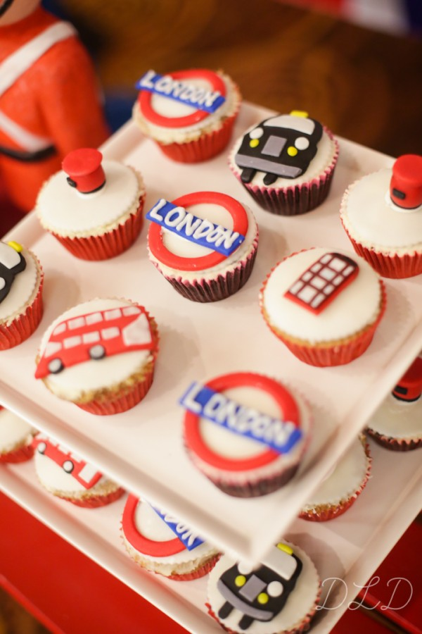 London Themed Party - 18