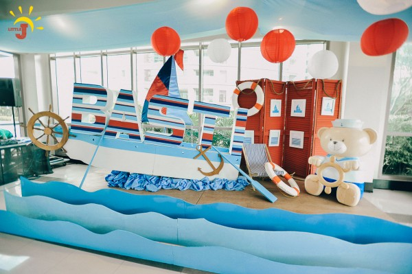 Nautical Themed Party - 19
