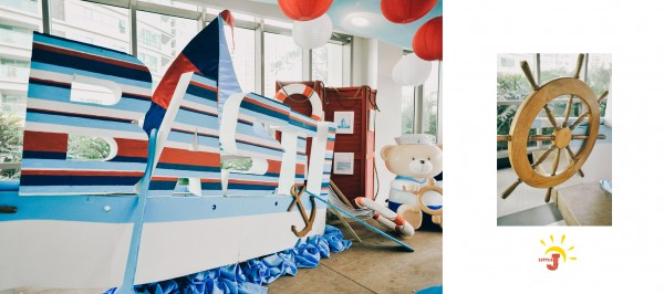 Nautical Themed Party - 21