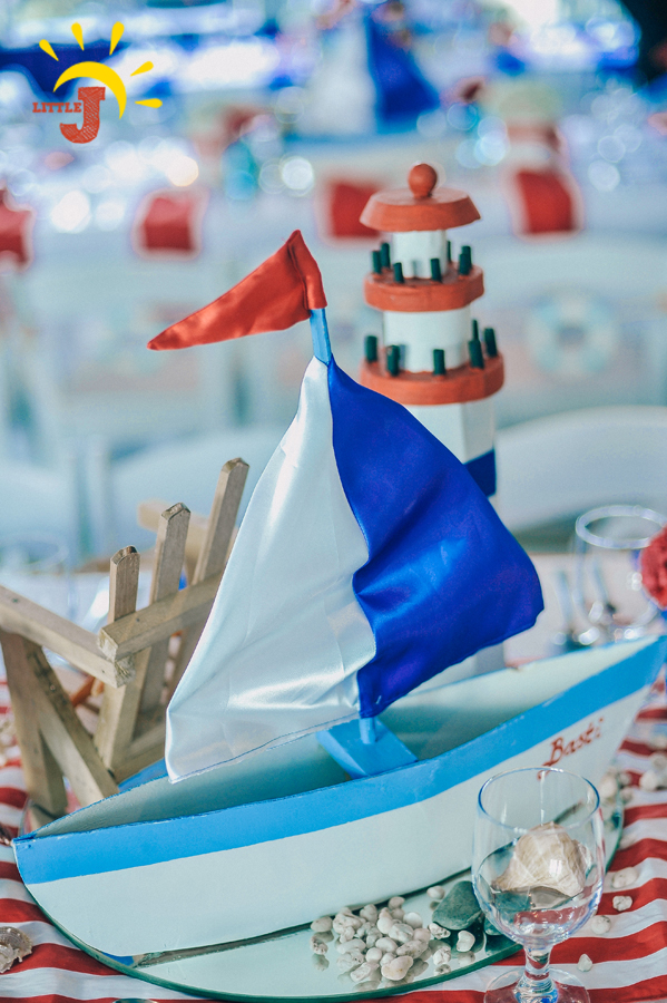 Nautical Themed Party - 23