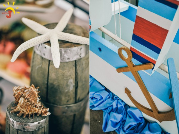 Nautical Themed Party - 25