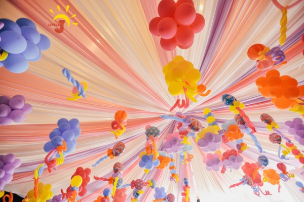 Candy Themed Birthday Party - 00