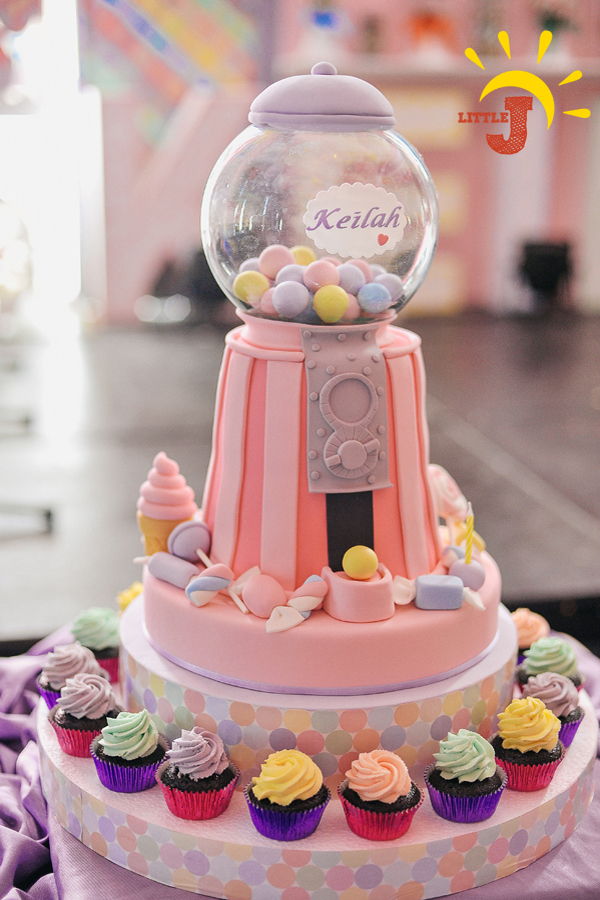 Candy Themed Birthday Party - 06