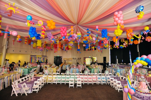 Candy Themed Birthday Party - 11