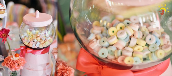 Candy Themed Birthday Party - 16