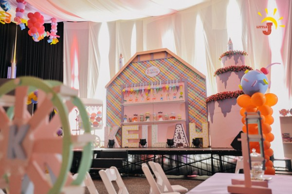 Candy Themed Birthday Party - 22