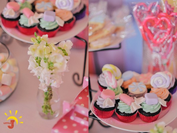 Candy Themed Birthday Party - 28