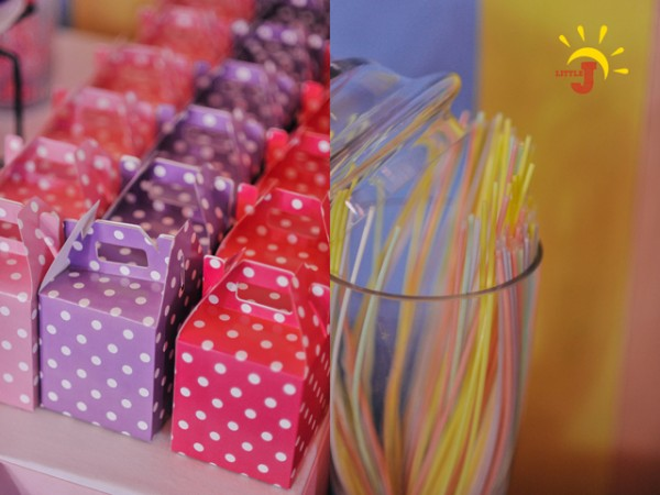 Candy Themed Birthday Party - 29