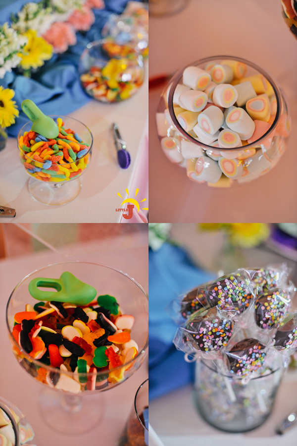 Candy Themed Birthday Party - 34