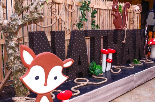Woodland Friends Party - 00