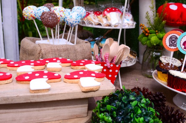 Woodland Friends Party - 43