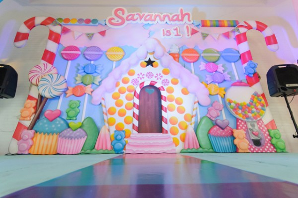 Colorful Candyland Birthday Party - 21