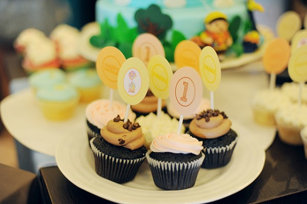 Disney Up Themed Party - 26