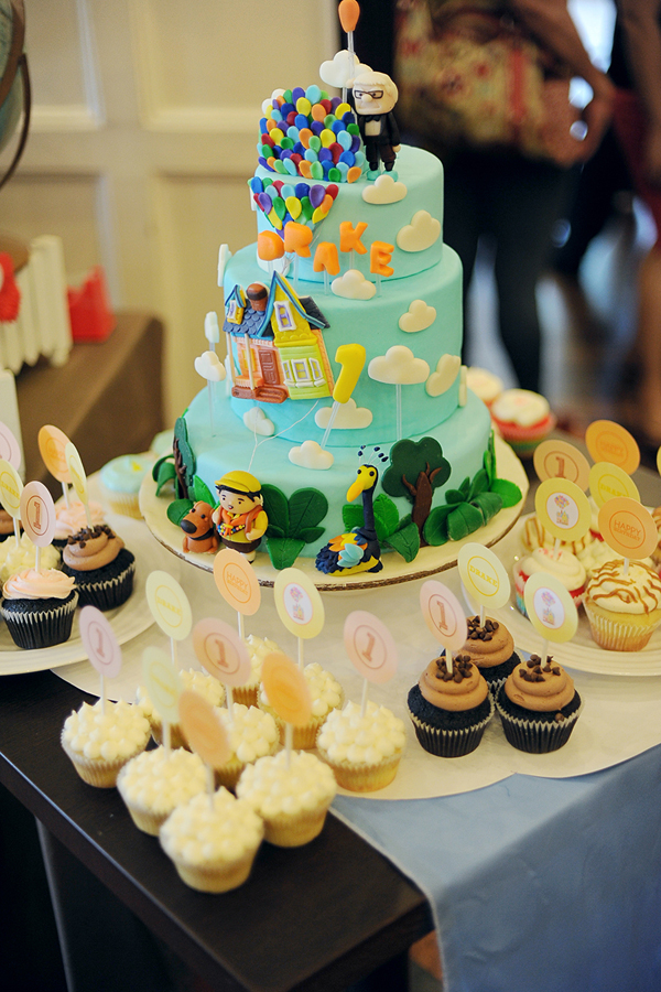 Disney Up Themed Party - 27