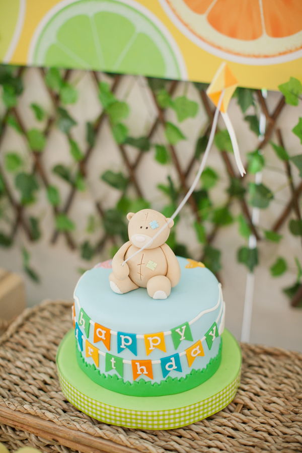 Picnic Themed Birthday Party - 05