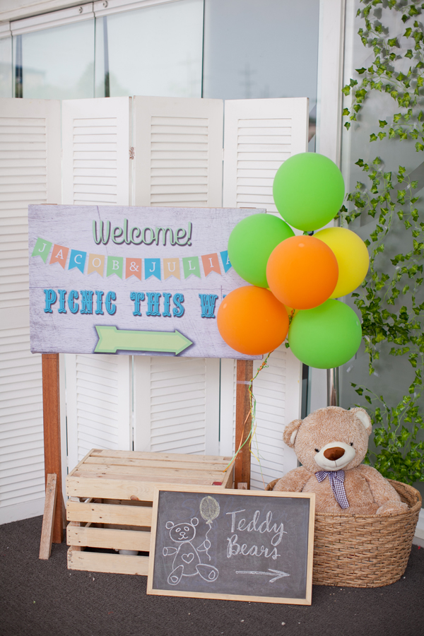 Picnic Themed Birthday Party - 07