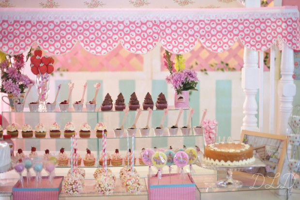 Pottery Barn Inspired Party - 22