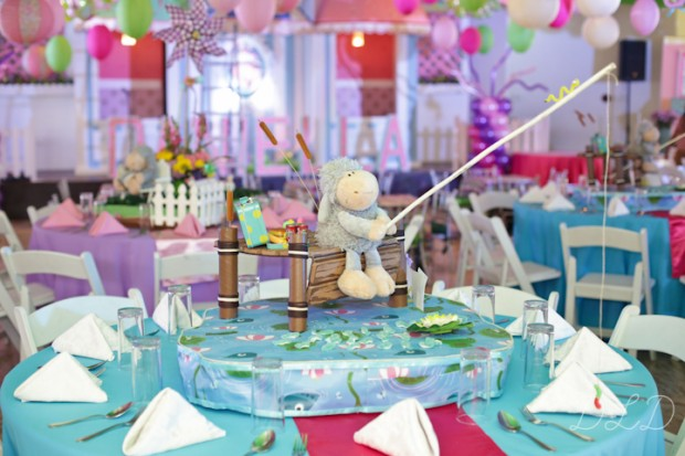 Pottery Barn Inspired Party - 27