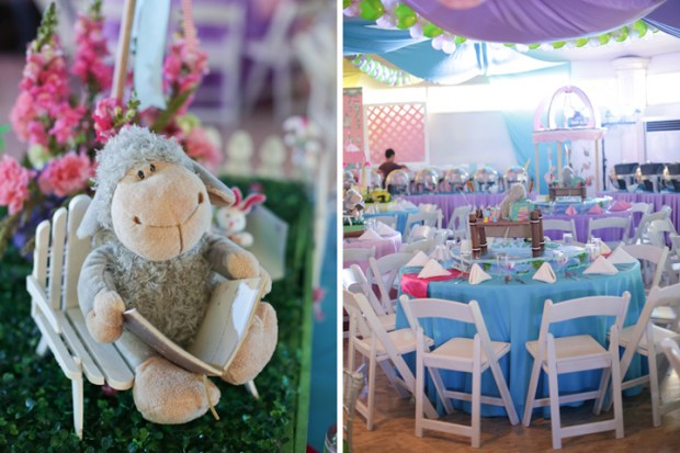 Pottery Barn Inspired Party - 29