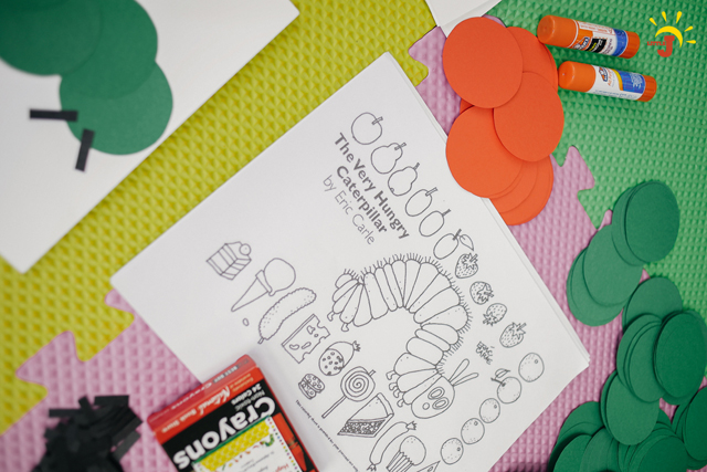 The Very Hungry Caterpillar Birthday Party - 10