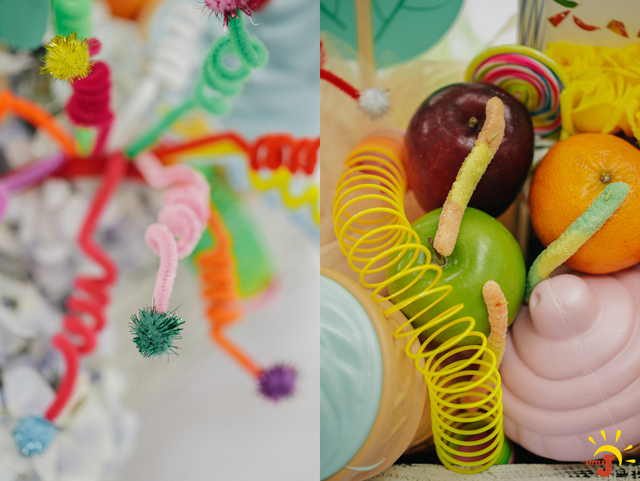 The Very Hungry Caterpillar Birthday Party - 16