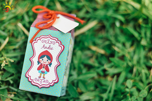 Little Red Riding Hood Birthday Party - 04