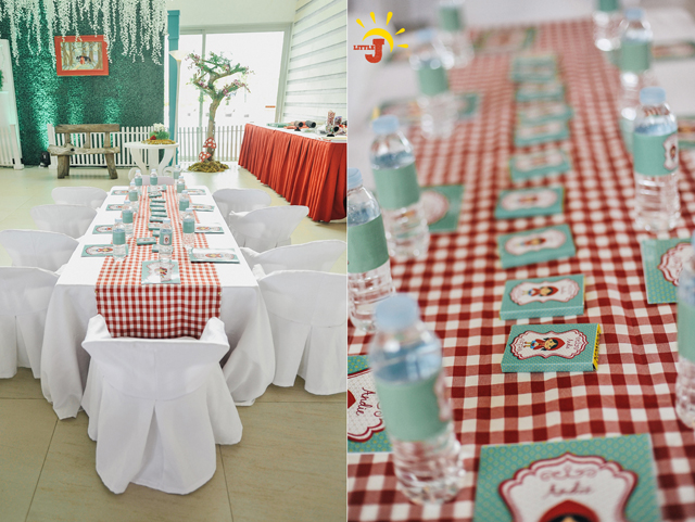 Little Red Riding Hood Birthday Party - 17