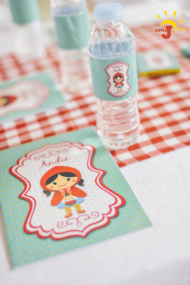 Little Red Riding Hood Birthday Party - 44