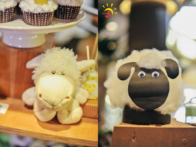 Little Little Sheep Themed Party - 03