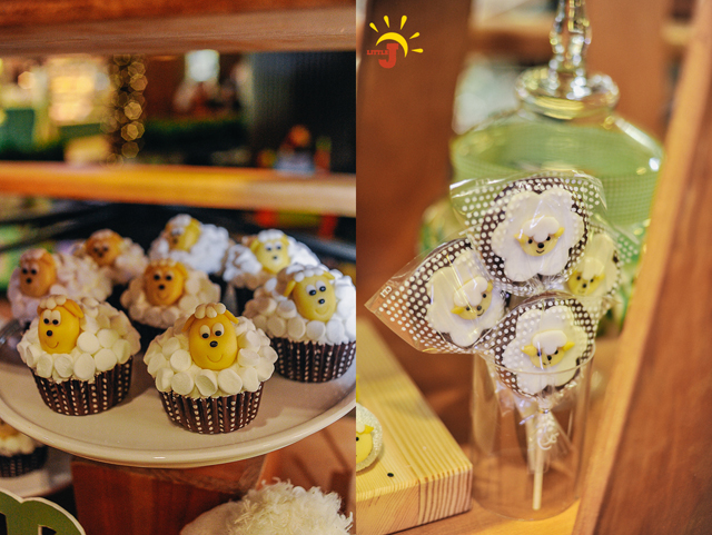 Little Little Sheep Themed Party - 04