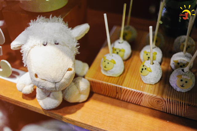 Little Little Sheep Themed Party - 24